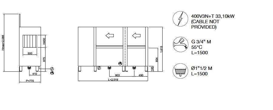 SYSTEM LINE  sl4000